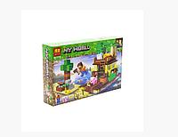 """Конструктор Bela """"Minecraft"""" (11136) Остров сокровищ, 248 деталей - Аналог Lego (Лего) Майнкрафт"""