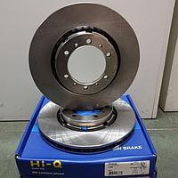 Тормозные диски передние Делика Булка Delica MB895730 SD4320 Производство Корея HiQ