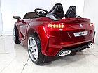 Красивый электромобиль на гелевых колесах Bmw z4. Бмв. Электрокар, фото 8