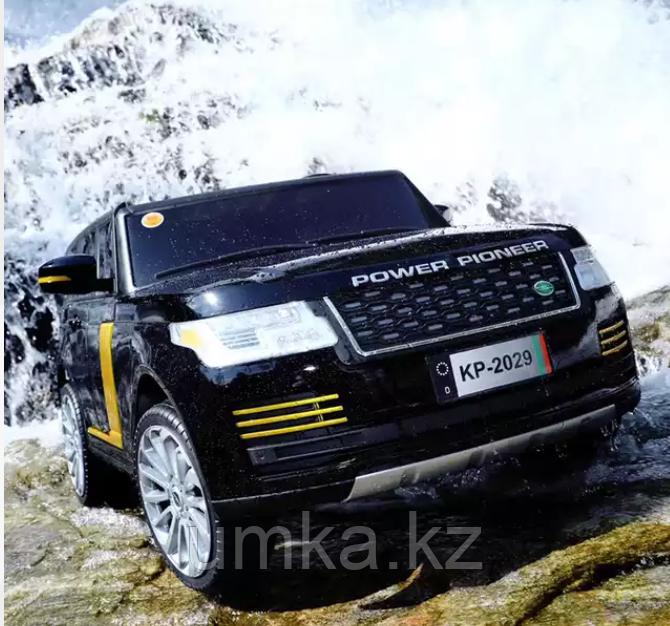 Детский электромобиль Range Rover. Двухместный.