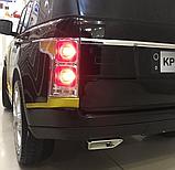 Детский электромобиль Range Rover. Двухместный., фото 6