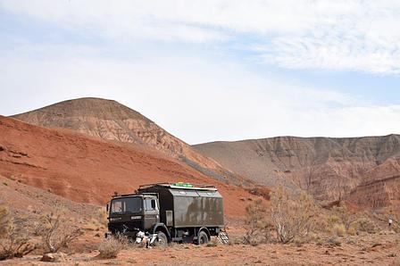 Красные горы Богуты - тур в автодоме, фото 2