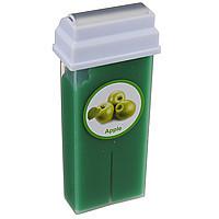 Воск в кассете для депиляции Konsung Beauty, 150 г Яблоко