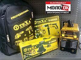 НАБОР ТeXa (Болгарка, Дрель, Сварочный аппарат) + маска и рюкзак
