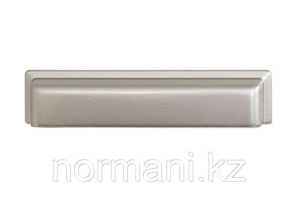 Ручка-ракушка 96 никель лакированный