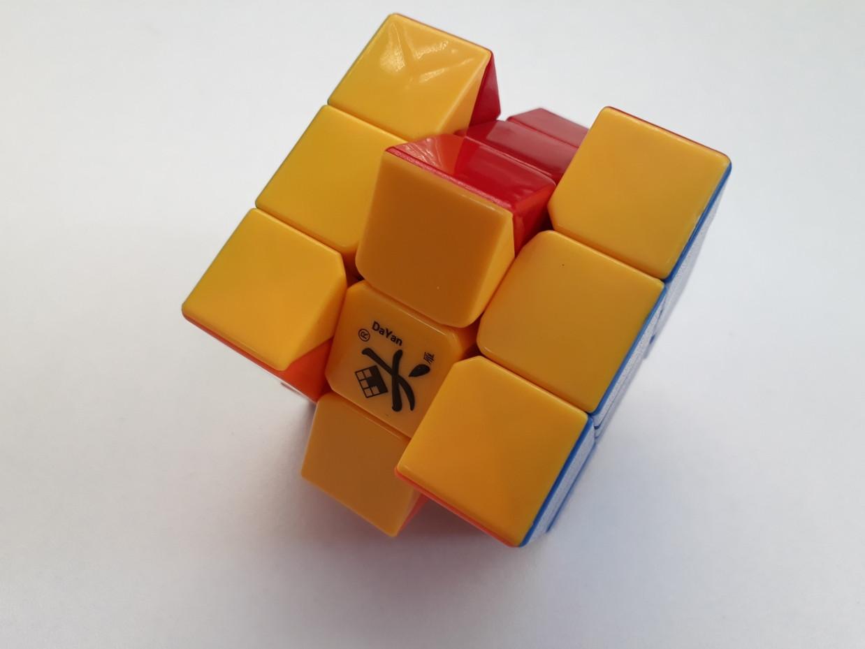 Кубик DaYan 5 3x3x3 Zhanchi 2018