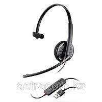 Plantronics BlackWire C310 (PL-С310), проводная гарнитура, USB