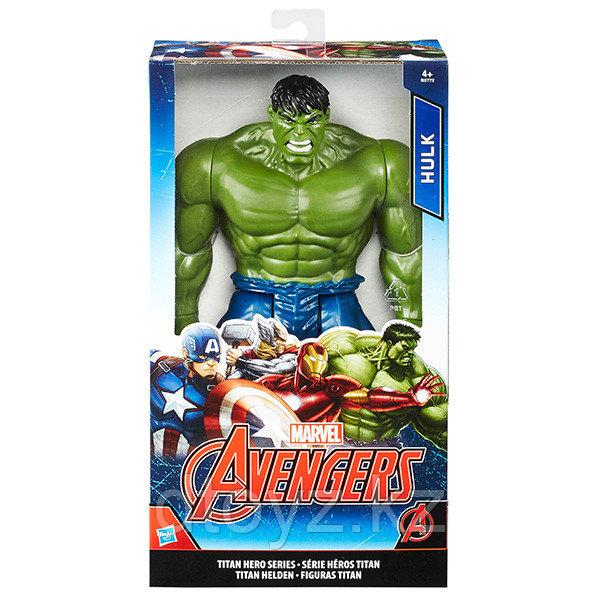 Фигурка Халка (Титаны) Avengers