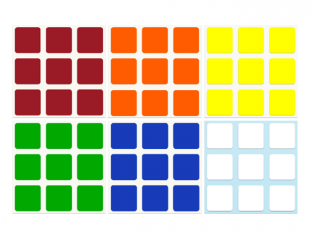 Аксессуары к кубикам рубика