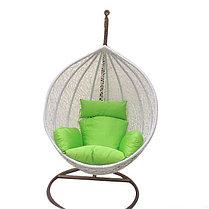 Подвесное кресло плетеное, фото 3