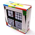 Набор кубиков Moyu - черный пластик, фото 4