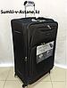 Большой дорожный чемодан на 4-х колесах.Высота 78 см, ширина 48 см, ширина 28 см.
