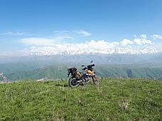 Мототур по плато Ушконыр, фото 2