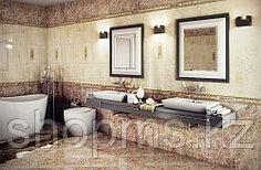 Керамическая плитка PiezaROSA Империал корич. 123763 (25*40*8)