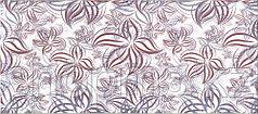 Керамическая плитка PiezaROSA Виолет сред. сирен. 126882 (20*45) *