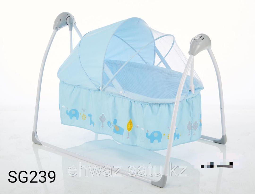 Электрическая Детская Качеля Кровать
