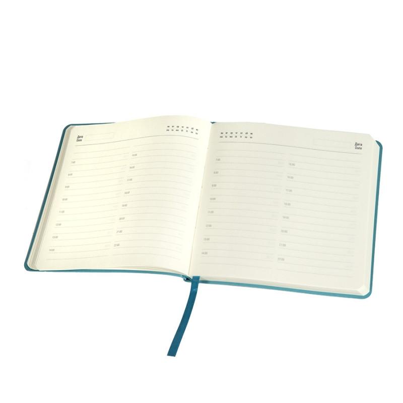 Ежедневник недатированный SCOTTY, формат А5-, Серый, -, 24701 29 - фото 4