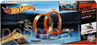 "Hot Wheels""Опасная двойная петля"""