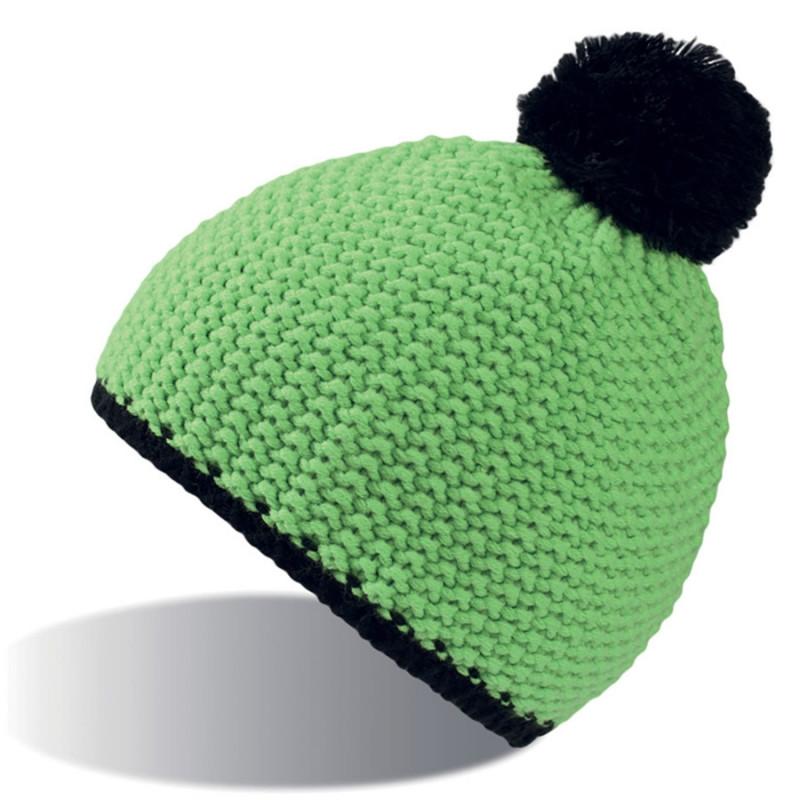 Шапка PEAK, Зеленый, -, 25491.15