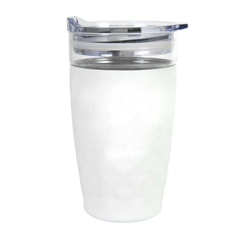 Термокружка вакуумная Cristal, Белый, -, 22112 01