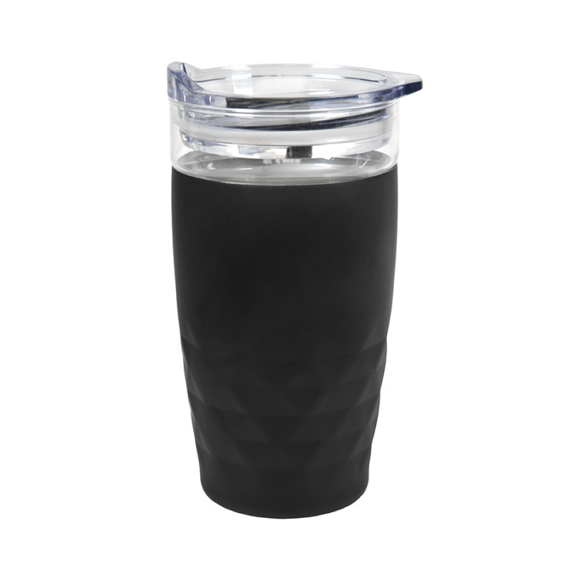 Термокружка вакуумная Cristal, Черный, -, 22112 35