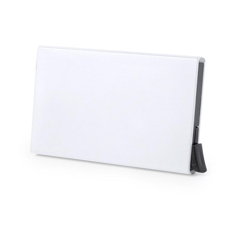Кардхолдер RAINBOW c RFID защитой, Белый, -, 346173 01