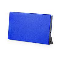 Кардхолдер RAINBOW c RFID защитой, Синий, -, 346173 24