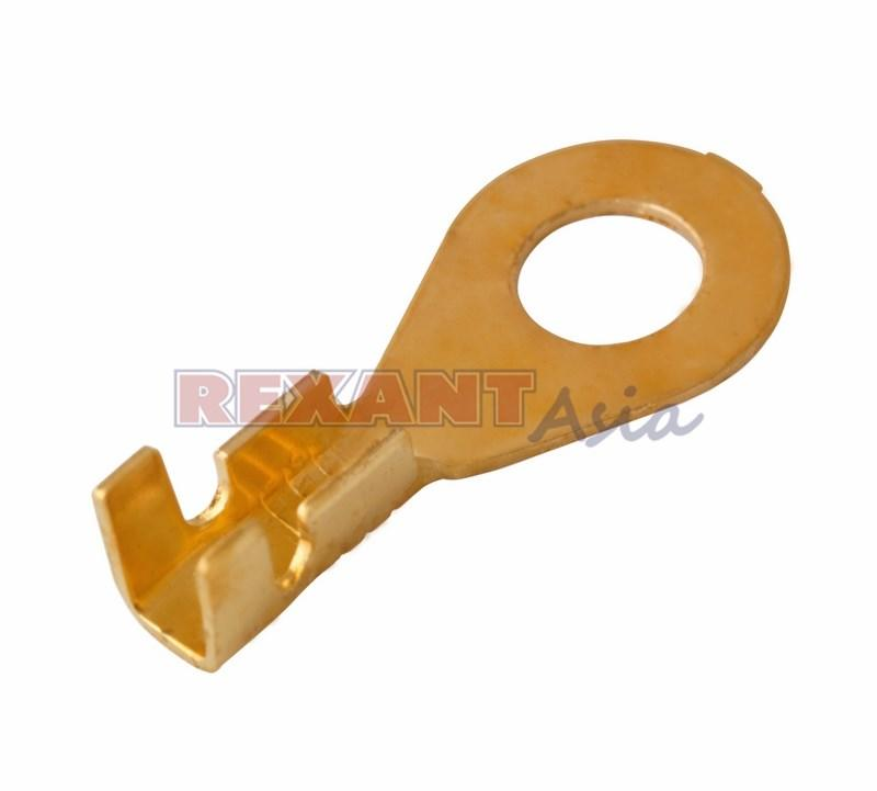 Наконечник кольцевой REXANT, ø5.2 мм, 0.5-0.8 мм² (НК 5-0,5-0,8), (08-0073 )