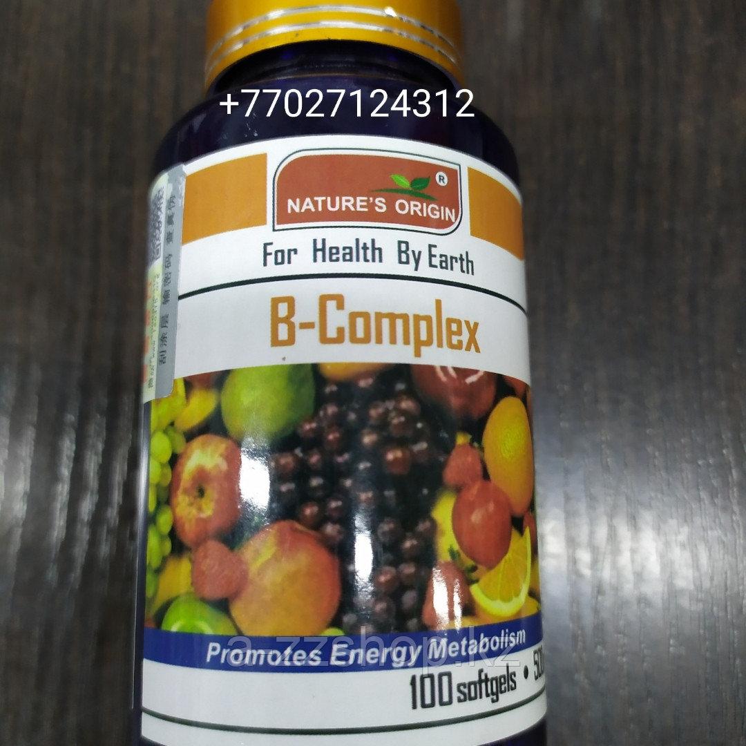 Капсулы Комплекс Витамин B - B-Complex ( 100 шт )