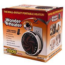 Портативный обогреватель с LCD дисплеем  1000 Вт Wonder Heater PRO, фото 3