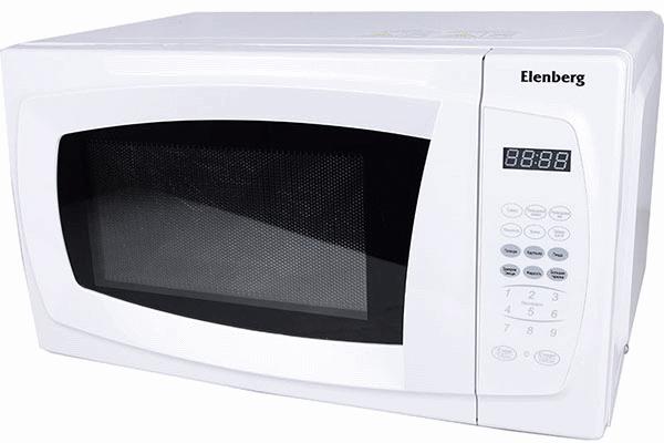 Микроволновая печь Elenberg MS-2011D белый, фото 2