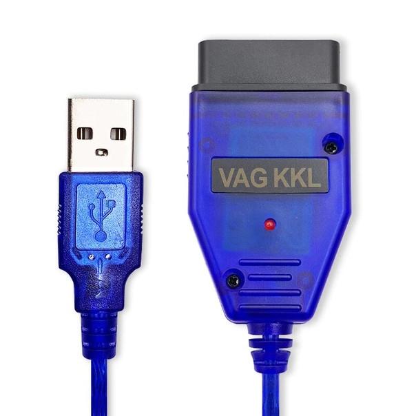 Диагностический адаптер VAG-COM USB KKL 409.1 (k-line)
