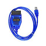 Диагностический адаптер VAG-COM USB KKL 409.1 (k-line), фото 3