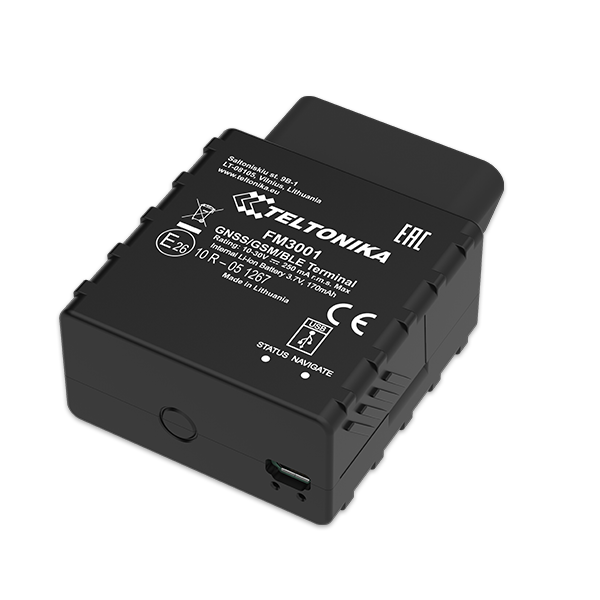 GPS трекер Teltonika FM3001