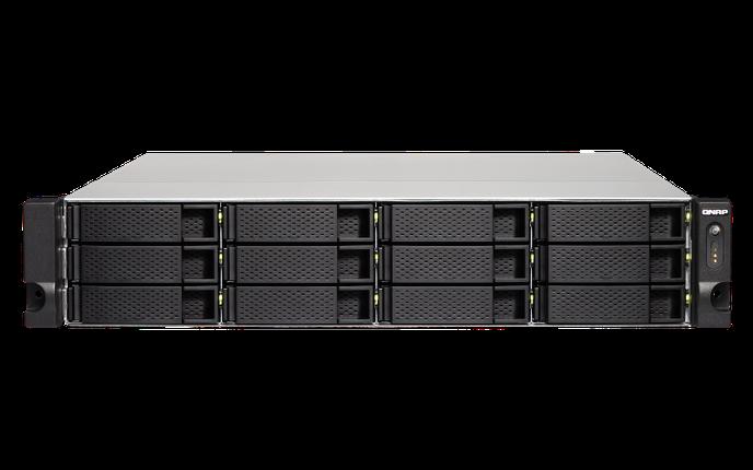 Сетевое хранилище QNAP TS-1253BU-RP-4G, фото 2