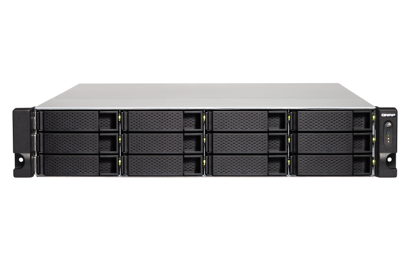 Сетевое хранилище QNAP TS-1273U-RP-8G