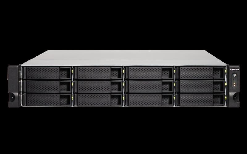 Сетевое хранилище QNAP TS-1263XU-4G