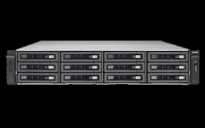 Сетевое хранилище QNAP TS-EC1280U-E3-4GE-R2, фото 2