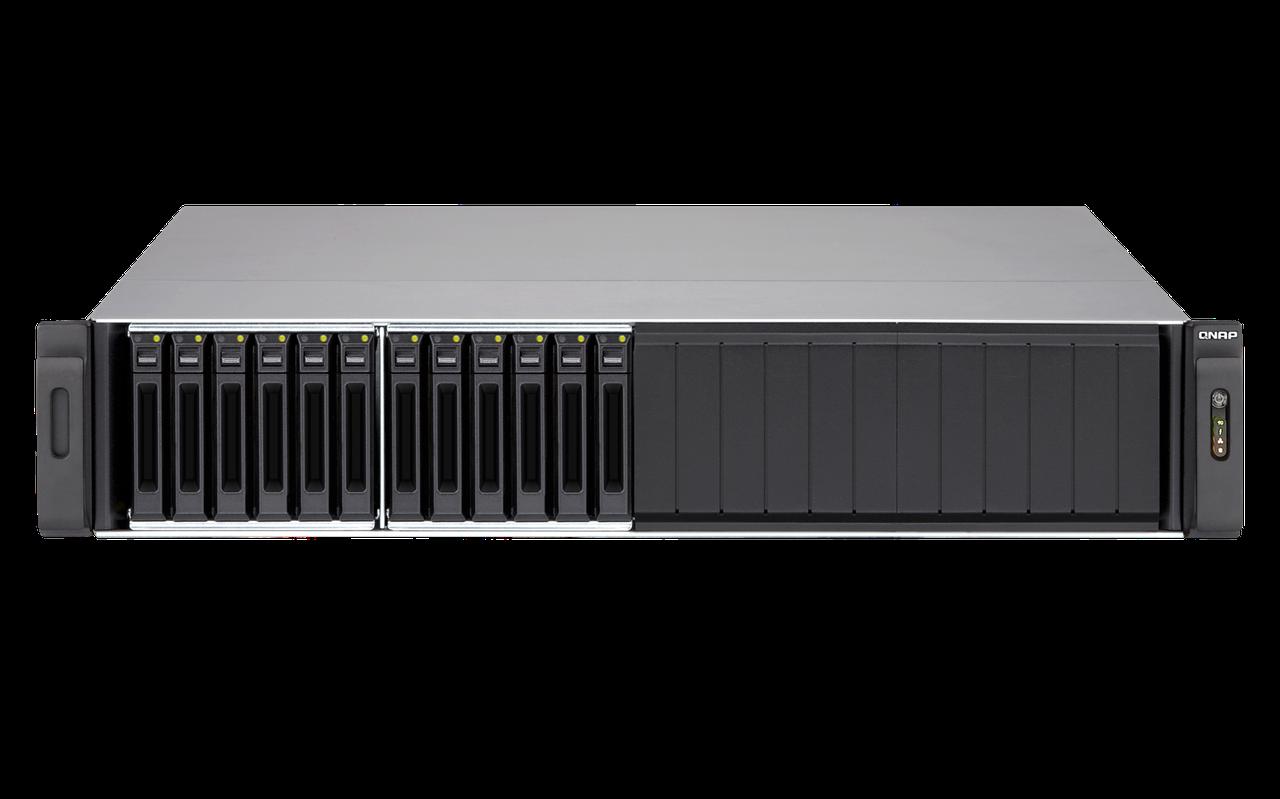 Сетевое хранилище QNAP SS-EC1279U-SAS-RP