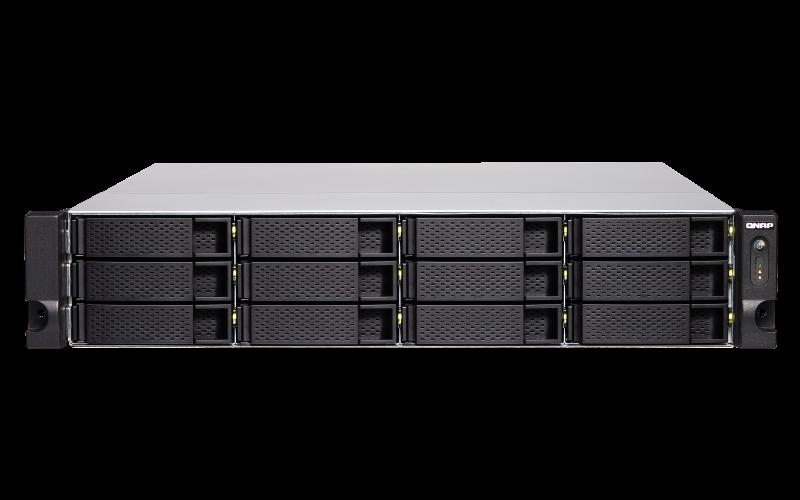 Сетевое хранилище QNAP TS-1283XU-RP-E2124-8G