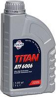 Трансмиссионное масло  TITAN ATF 6006 1  литр