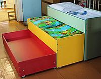 Изготовление детских кроватей для детсадов
