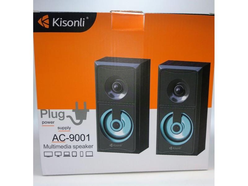 Колонки компьютерные Kisonli U9001