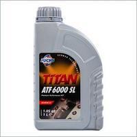 Трансмиссионное масло  TITAN ATF 6000 1  литр