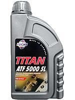 Трансмиссионное масло  TITAN ATF 5000 1  литр