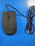 Мышь проводная Lenovo M20, фото 2