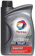 Синтетическое моторное масло QUARTZ INEO ECS 5W-30 1л., фото 1