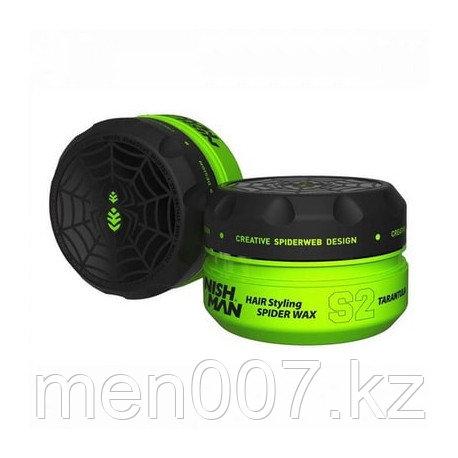 Nishman Spider Styling Wax «Паутинка» S2 (Воск для укладки волос) 150 мл.