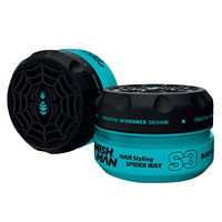 Nishman Spider Styling Wax «Паутинка» S3 (Воск для укладки волос) 150 мл.