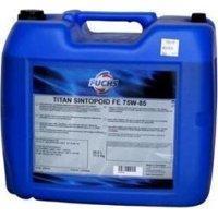 Трансмиссионное масло  TITAN SYNTOFLUID SAE 75W-80 20 литров